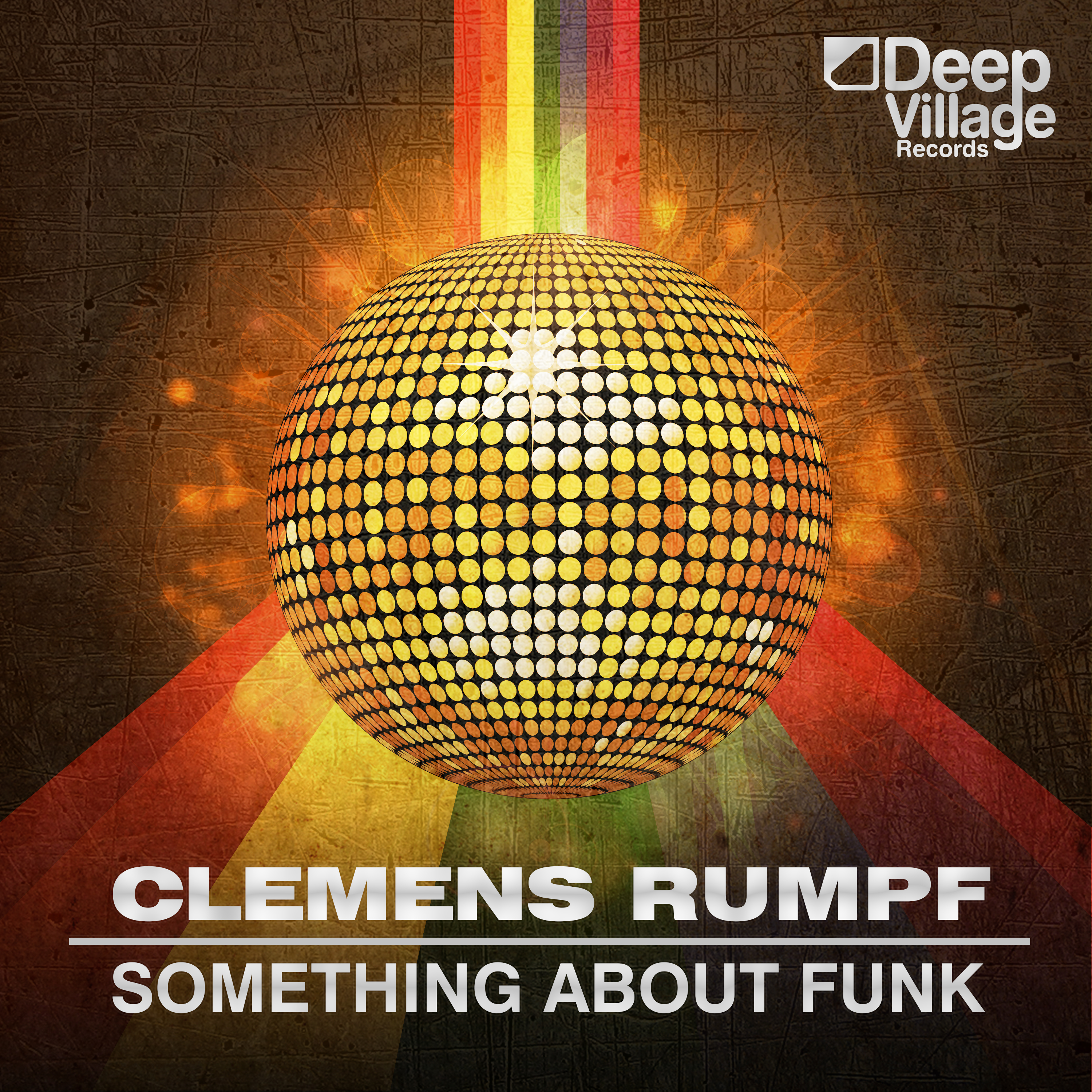 Something About Funk (DVR022)
