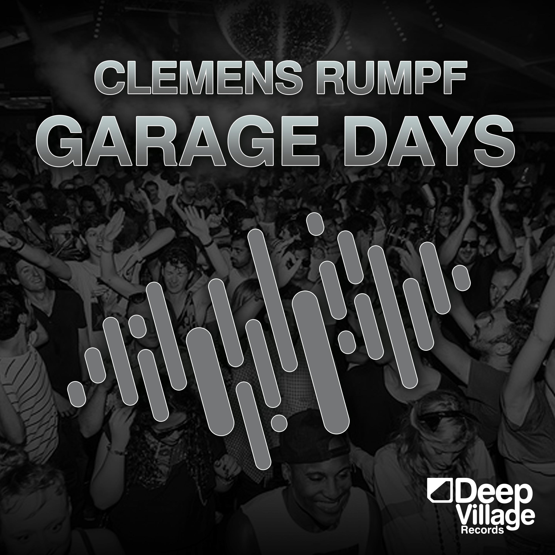 Garage Days EP